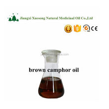 China factory natural red brown camphor oil use for insect repellent