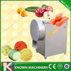 big output 300kg/h stainless steel commercial electric potato chip slicer/cutter