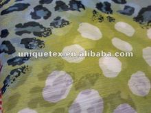 Printed Chiffon Fabric For Skirts