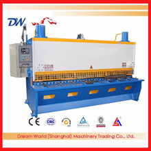 4000mm Guillotine Shear , electric cutting machine from china , shearing machine for sale