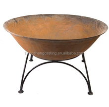 New Products Iron Cast Outdoor Fire Pit / New Products Outdoor Fire Pit / Outdoor Fire Pit with Stand
