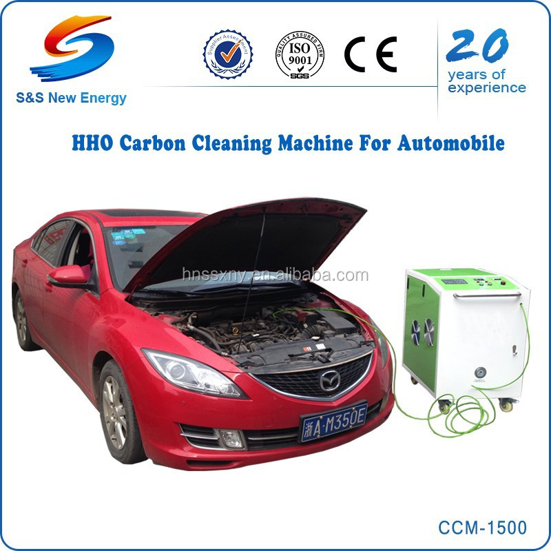 Fuel saving hho engine carbon cleaning machine/oxy hydrogen generator price