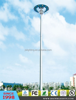 20m High Mast Lighting with Good Price and Winch for Airport