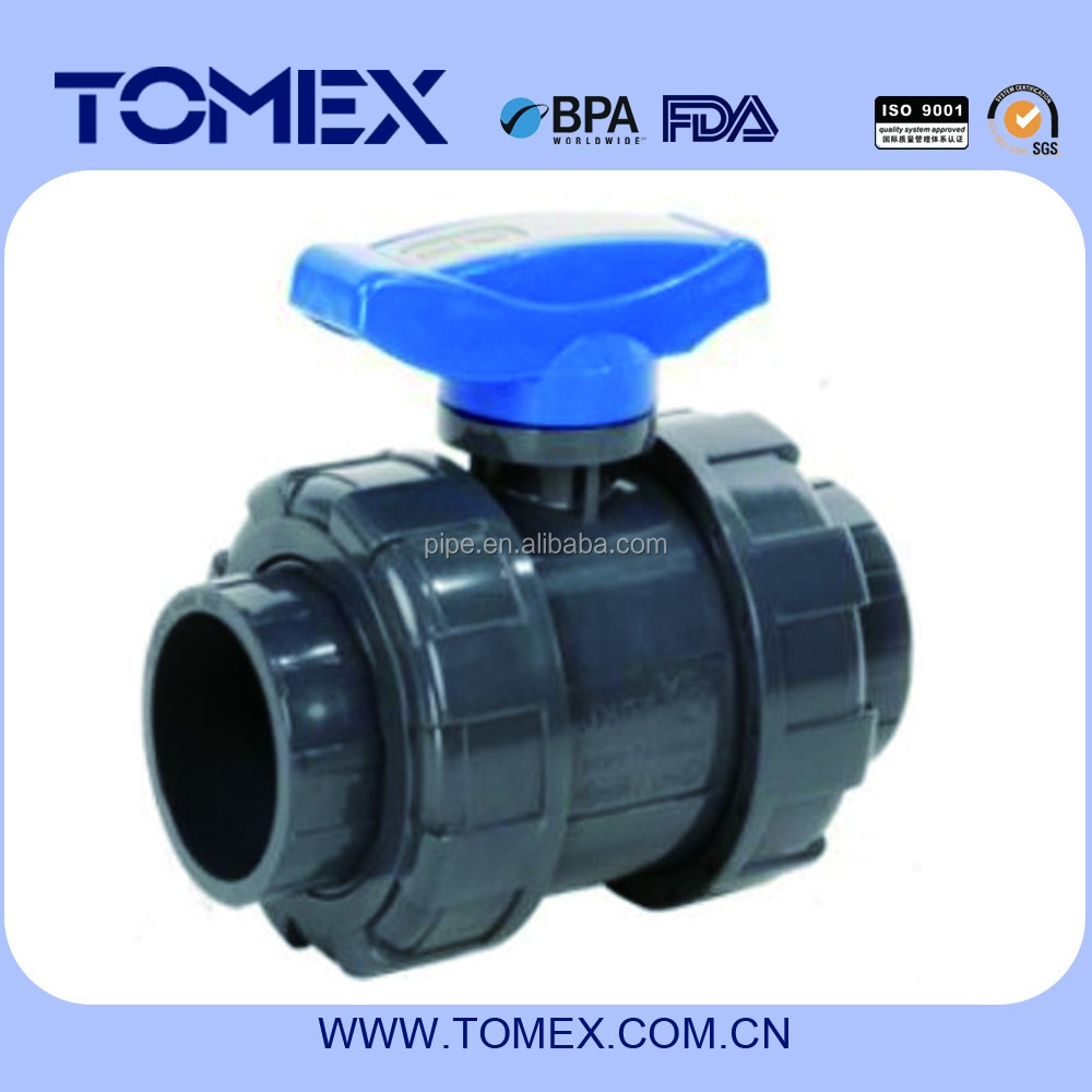 Kitchen new type black water foot valve plastic valve pvc for Plastic water valve types
