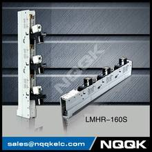 LMH7 LMHR160S strip type three phase NH vertical fuse rail disconnector Isolating switch
