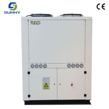 China Made Air Cooling Water Chiller With Carrier Compressor