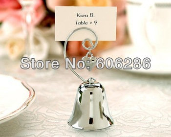 european style bell design photo& Card holder Charming wedding decoration baby shower party supplies