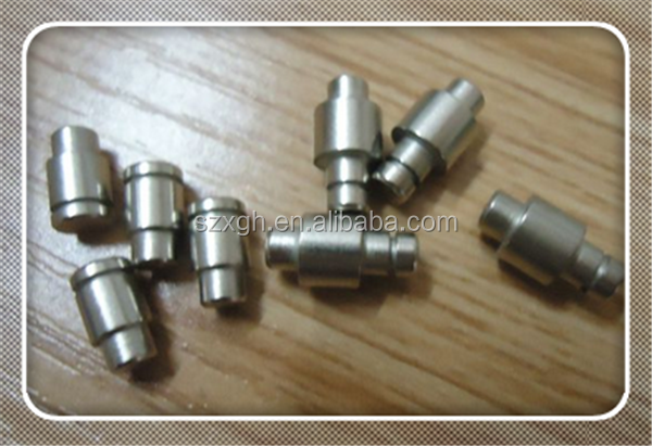 New products machining cnc small lathe parts made of steel
