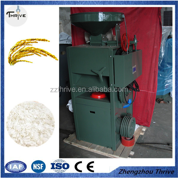 Thrival Brand rice huller and polisher SB series rice mill