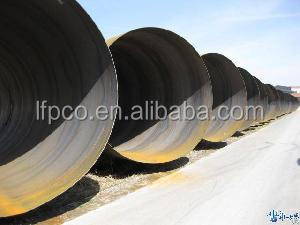 varnish or black paint L390(X56) Sprial pipe for structure