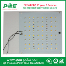 Aluminum LED PCB SMT LED PCB Assembly Shenzhen Electronic Factory