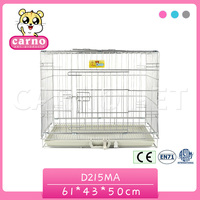 Carno wholesale 24'' dog cage