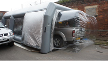inflatable auto paint booth air filter /inflatable spray booth