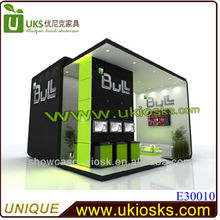 4x3m Single Day mobile phone shop Design with high quality