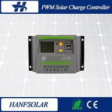 Booster type pwm solar charge controller inverter