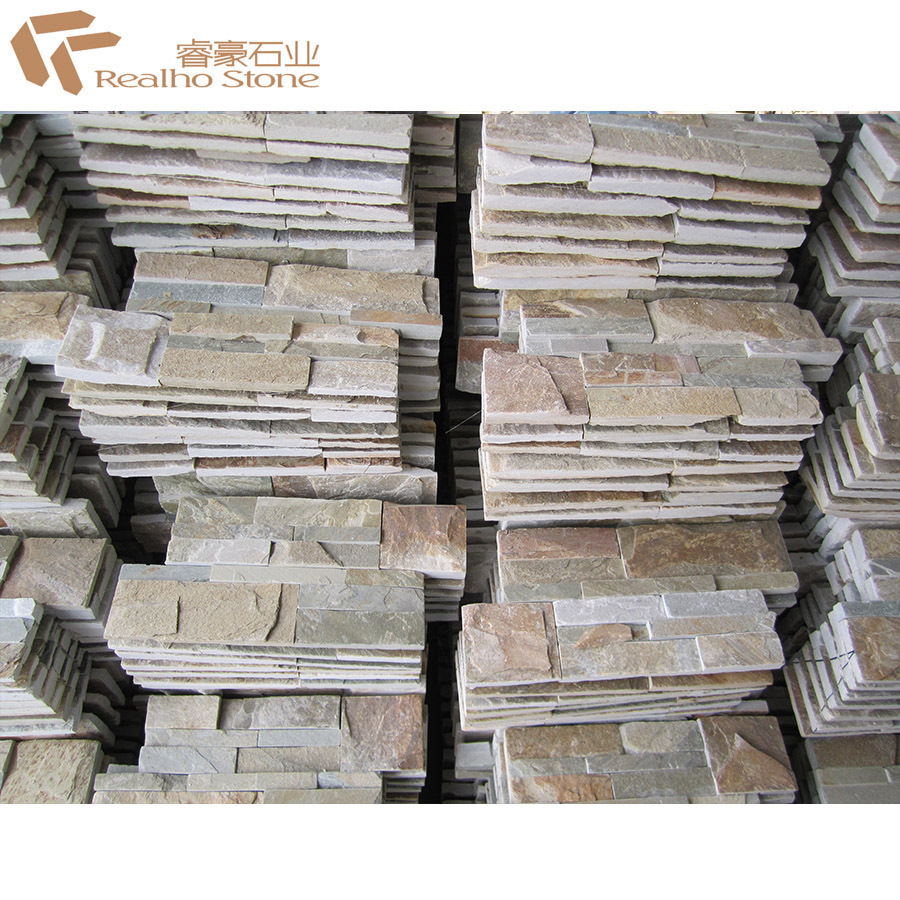 Multicolor Natural Wall Panel Slate Tile For Sale