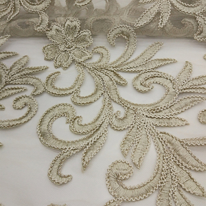 Guipur Guangzhou Fabric Market French Tulle Lace