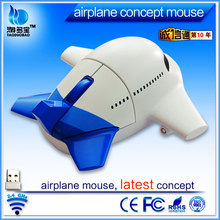 airplane custom wireless computer mouse optical wireless mouse fancy mouse for computers