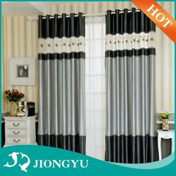 2016 New Blackout Factory price Classical window curtain covering