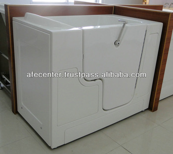 handicapped bathtub bath tub for disabled disabled bath disabled best bathtub supplier in China 1