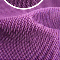 double pique mercerized cotton mesh cloth polo sports wear knitted fabrics