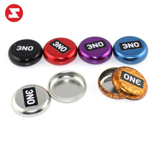 Promotional Round Small Tin Box for Food Packaging, Customized Shape and Size from Factory