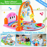 HX9108 4 games in 3 modes,12 in 1 powerful function cheap baby play mats