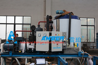 Shanghai Snow Amber Manufacturer Commercial/Industrial 12 Ton Dry Flake Ice Maker Machine