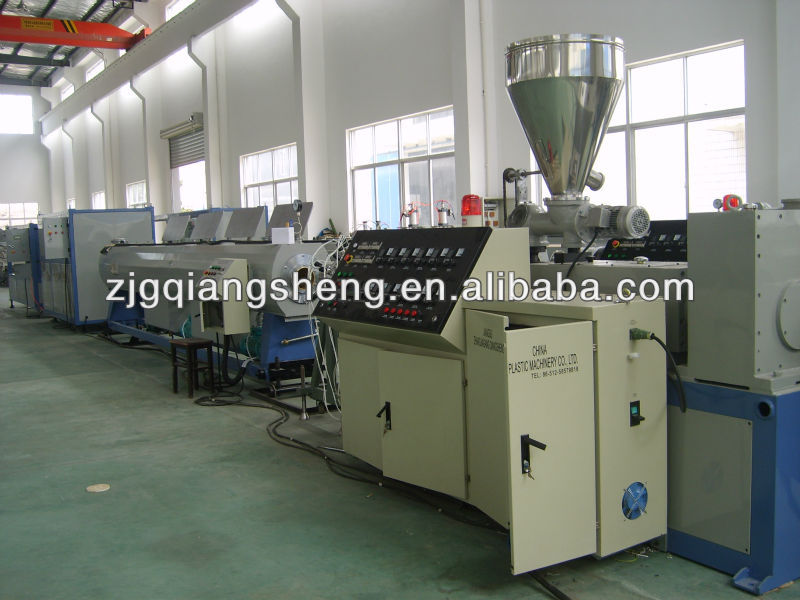 UPVC tube making machinery
