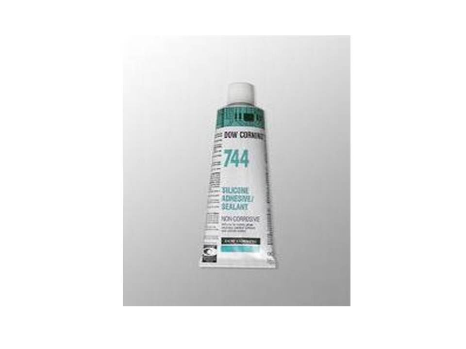 Dow Corning Sealant 744 RTV Silicone White 310ml Catridge