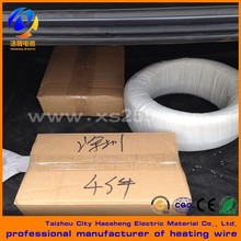 Professional heating resistance ribbon,NiCri wire,nichrome wire price