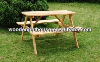 Garden Folding Picnic Table and Chairs for Kids