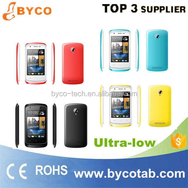 low price 3G celulares smartphones /android smartphones /dual sim card 3.5 inch mobile phone