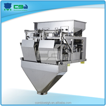One-time completion process CE approved Form Fill Seal conveyor check weigher