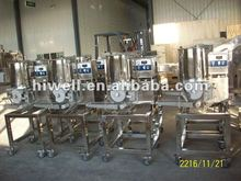 stainless steel burger machine