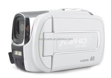 hd usb 2.0 traveler digital video camera with 3 inch big display