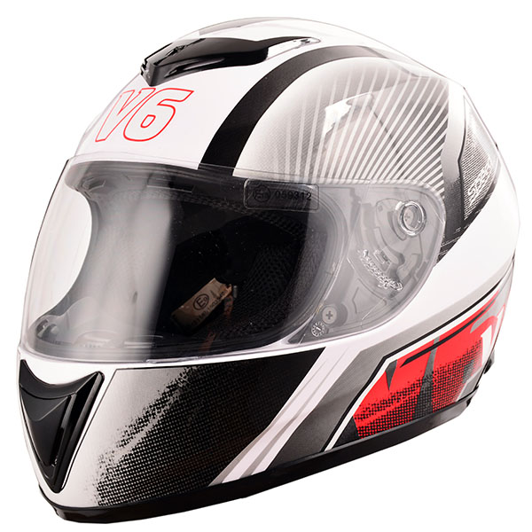2017 Latest design ECE approved custom full face motorcycle helmets