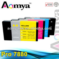 Aomya factory direct sale compatible ink cartridges for epson 7880