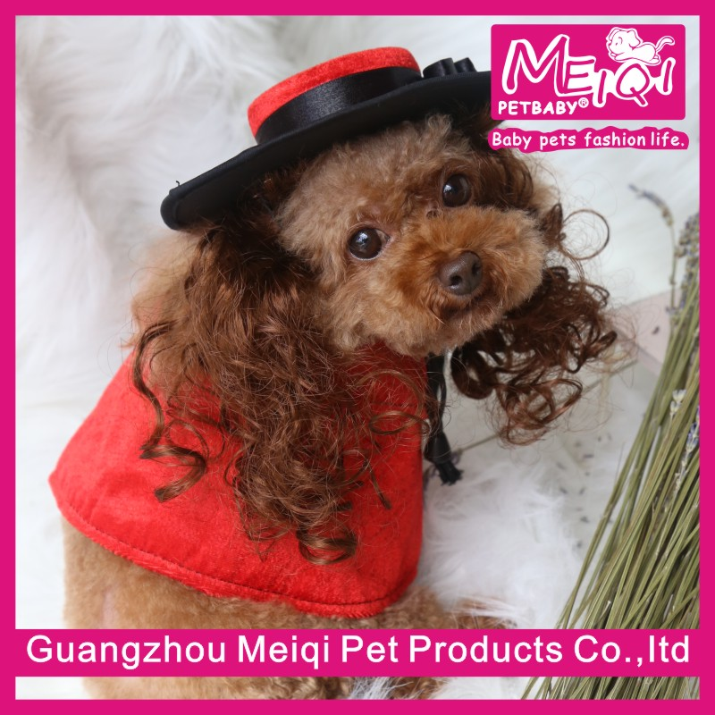 Hot selling elegant festival dresses small puppy clothes dog apparel