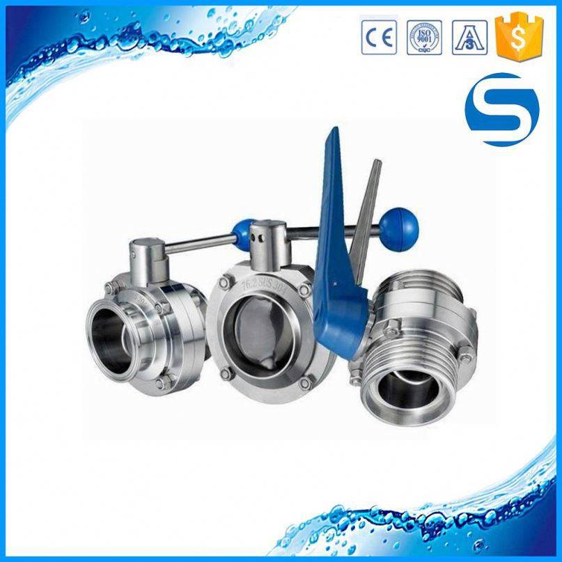 Hot Sale!!! butterfly valve with actuator