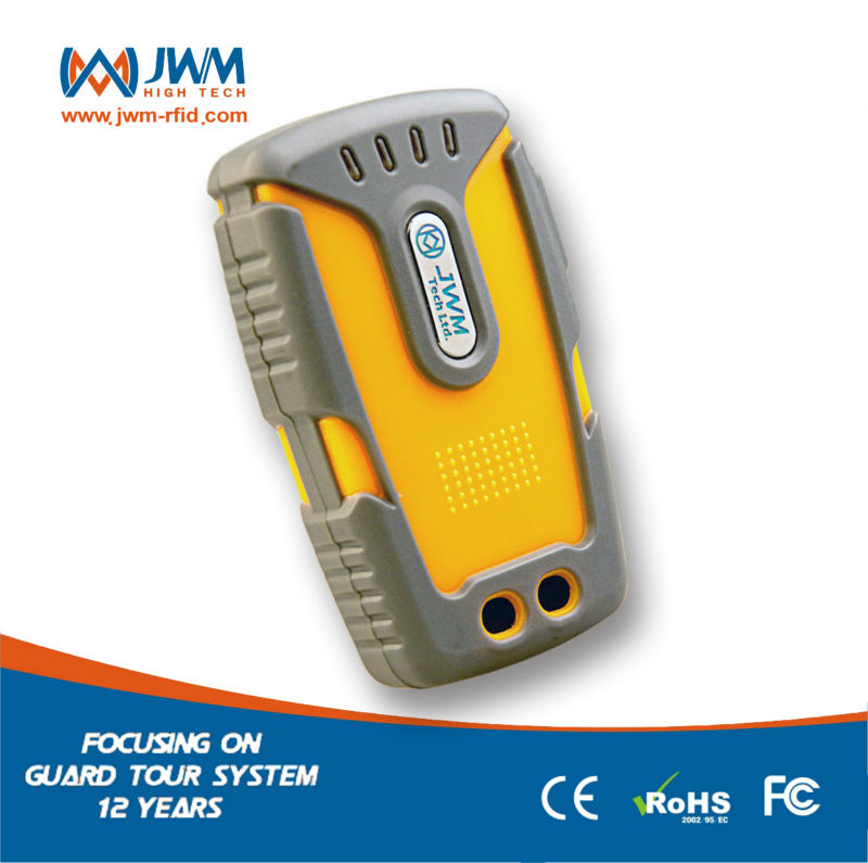 GPS&GPRS guard tour system/Online GPS guard tour reader/GPS data collector