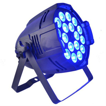 Hot sell 18pcs 10w led high power indoor par can for DJ