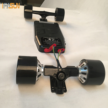 High speed 45KM/H skateboard 4 wheels hub motor boosted electric skateboard