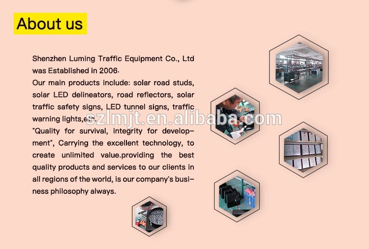 Customized 85mm yellow light lamp LED traffic signal
