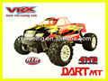 DART MT Brushless 1:18 scale RC car,mini rc Monster Truck,hotsale rc electric car
