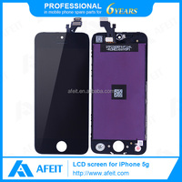 Wholesale display lcd for iphone 5 lcd screen with digitizer assembly