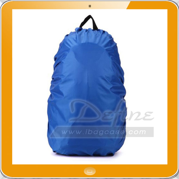 Blue Camping foldable backpack Rain Cover 35L