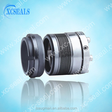 Type 609 high temperature Metal bellow graphite mechanical seal oil seal for pump