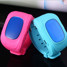 for kids smart watch children gps tracker wriest android smart watch Q50