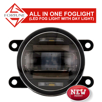 Auto Parts Universal Daytime Running Light projector car light design, led fog car light